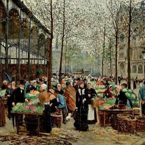 Nourrir les Parisiens, des Halles à Rungis , un sacré défi