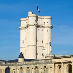 Le château de Vincennes : Conférence virtuelle