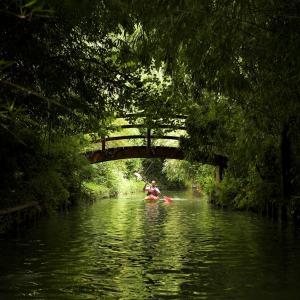 Les îles de Créteil en canoë-kayak