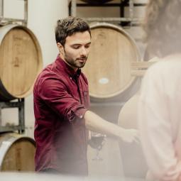 La Winerie, coulisses d'un chai urbain et initiation au vin bio