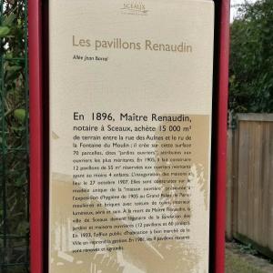 Un notaire philanthrope, les jardins ouvriers et les maisons Renaudin à Sceaux