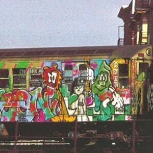 Histoire du graffiti - Le graffiti des années 70-80 aux Etats-Unis -Conférence virtuelle n°1
