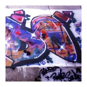 Histoire du Graffiti - le Graffiti des années 80 en France - Conférence virtuelle n°2