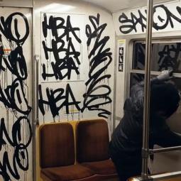 Histoire du Graffiti - Le vandalisme, les crews - Conférence virtuelle n°4