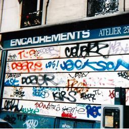Histoire du Graffiti -Le Graffiti des années 90 - Conférence virtuelle n°5