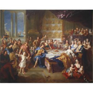 La cour de Sceaux au temps du duc et de la duchesse du Maine : visioconférence