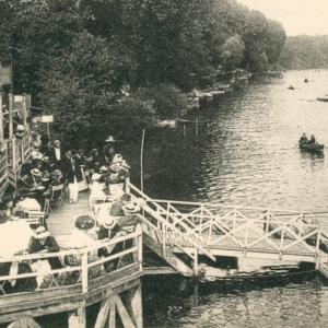 History of popular fiests on the river Marne in Paris - Virtual