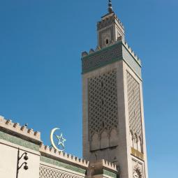 The Great Mosque of Paris - Virtual tour