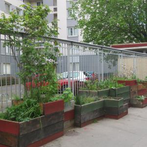 Les jardins partagés du 18e arrondissement - Conférence virtuelle