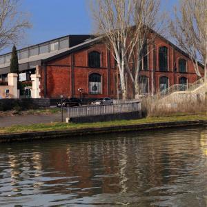 Le canal Saint-Denis, terre d'usines