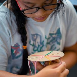 """Atelier pour enfants """"Fantastique plastique"""" à l'Institut des Cultures de l'Islam"""