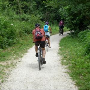 Tégéval - Balade à vélo