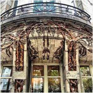 The most beautiful Art Nouveau buildings all around Paris - Virtual tour