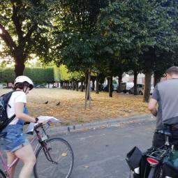 Balade vélo-patrimoine à la découverte des cités-jardins de Plaine Commune - Printemps des cités-jardins