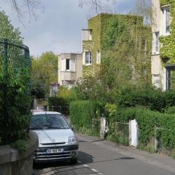 La cité-jardin du Pré-Saint-Gervais - Printemps des cités-jardins