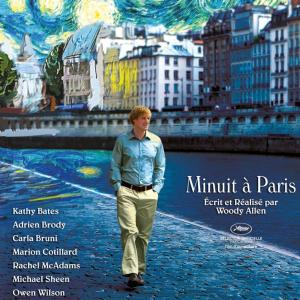 Midnight in Paris movie tour