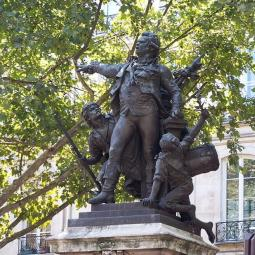 The major places of French Revolution in Paris - Virtual tour