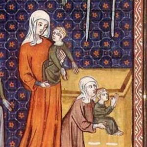 Adopte un.e chercheur.se : l'enfance au Moyen Âge - archéosite de la Haute-Île