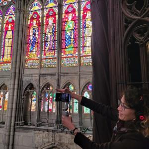 La basilique de Saint-Denis comme si vous y étiez - Visite à distance