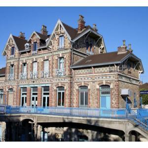 © Service Archives Patrimoine et Tourisme de la Ville d'Épinay-sur-Seine
