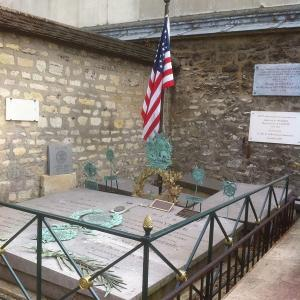 Le cimetière de Picpus et le quartier de la Nation-Virtuel