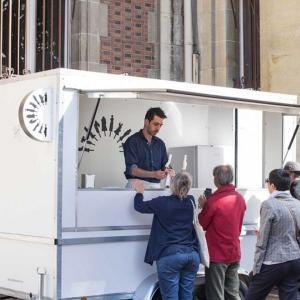 Atelier brassage de bière et rencontre autour du projet Tour de France de Simon Nicaise