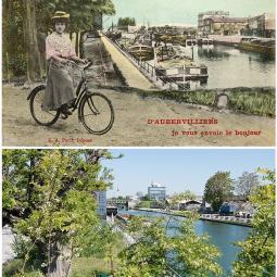 Histoire du canal Saint-Denis - Conférence virtuelle
