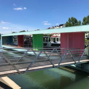 Croisière navette de Neuilly-Plaisance à Lagny-sur-Marne