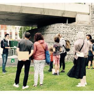 Jeu de piste musical au Parc Jean Moulin Les Guilands - Sequenza 9.3