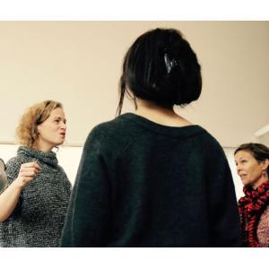 Participation à une collecte de voix au Parc Jean Moulin Les Guilands - Sequenza 9.3