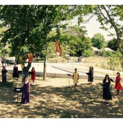 Concert instrumental au Parc Jean Moulin Les Guilands - Sequenza 9.3