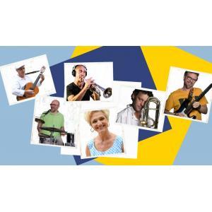 Concert flottant avec le groupe Zick Up et les Conservatoires d'Est Ensemble