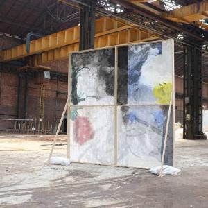 Découverte des ateliers d'artistes aux Grandes Serres de Pantin