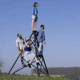 Lieux-Dits, spectacle de cirque à la BUS de Pantin