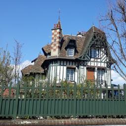 Croisière Architecture des bords de Marne
