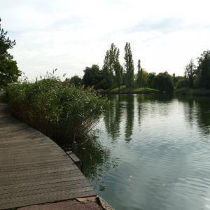 Tégéval - Histoires d'eau : le lac de Créteil