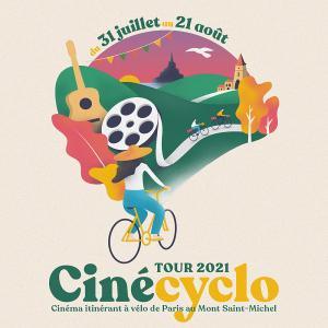 Soirée Cinecyclo à Sceaux sur la Veloscenie