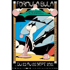 Dédicroisière Formula Bula avec les Editions MISMA