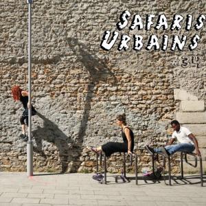 Safari Urbain, visite sensorielle et chorégraphiée