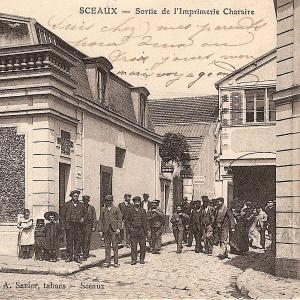 Promenade historique dans le centre-ville de Sceaux