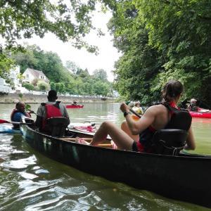 Balade à la découverte du Canoë Kayak et des îles de la Marne