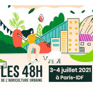Agriculture urbaine et passé maraîcher le long du canal Saint-Denis