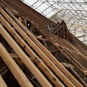 Visite de chantier, nouvelle jeunesse pour l'église Saint-Germain