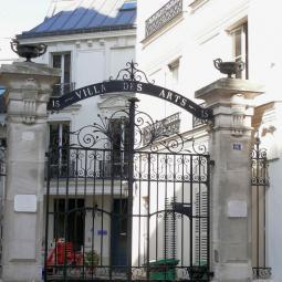 La Villa des Arts et le peintre Eugène Carrière