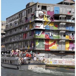 Croisière sur l'Ourcq + Expo HOTEL SAHARA  aux Magasins Généraux