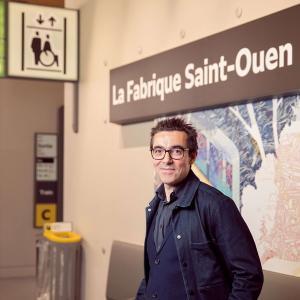 Processus de réalisation des mobiliers sensibles du Grand Paris Express avec le désigner Patrick Jouin