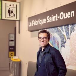 Conférence du designer Patrick Jouin :  La réalisation des mobiliers sensibles du Grand Paris Express
