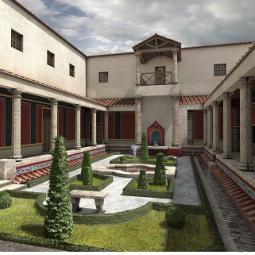 Une villa gallo-romaine à Tremblay-en-France – Conférence virtuelle