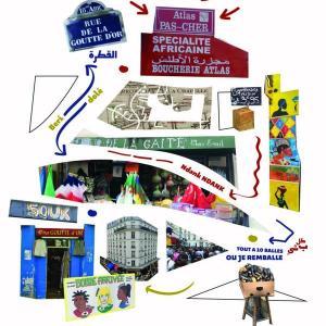 Jeune public - La carte des cinq sens avec Chimbo - stage de 4 demi-journées à l'Institut des Cultures de l'Islam