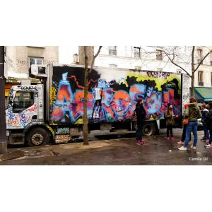 Le Paris du Street Art - Oberkampf -Menilmontant